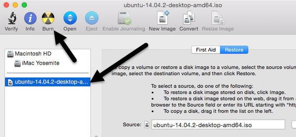 Create Ubuntu Bootable USB on Windows, Mac and Linux