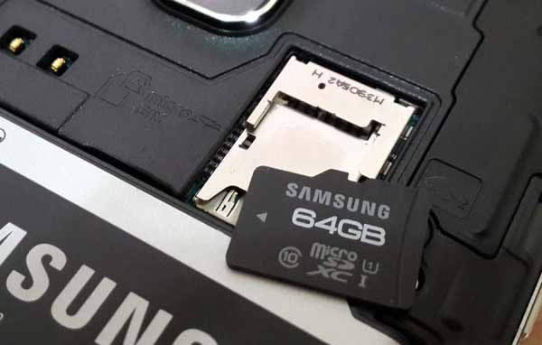 Android failed to detect SD card