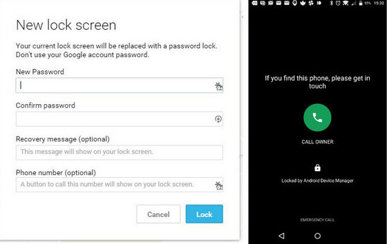 Bypass/Reset LG Phone Lock Screen Passcode/Pattern/Pin