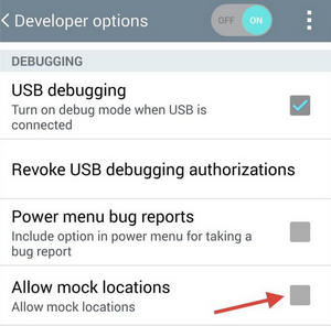 How to Fake GPS location In Android Devices