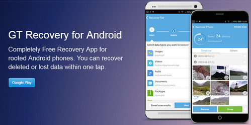 Top Android Data Recovery APK Free Download | No Root Required