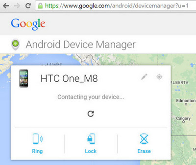 How to Reset/Bypass HTC Phone Lock Screen Password