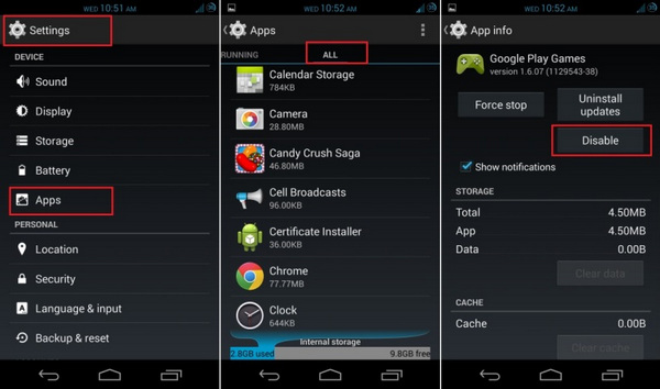How To Quickly Speed Up A Slow Android Phone