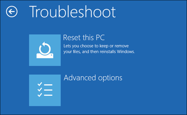 How To Factory Reset Windows 10 Without Password Lenovo