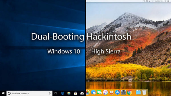 How to Dual Boot Windows 10 and macOS on PC with Erasing Windows