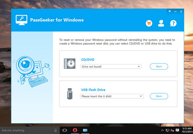 How to Unlock or Reset Password on Samsung Laptop on Windows 10/7/8